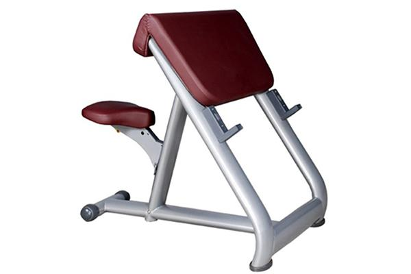 TZ-6025	Preacher Curl Machine