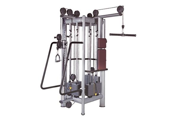 TZ-6038	Cable Jungle Machine