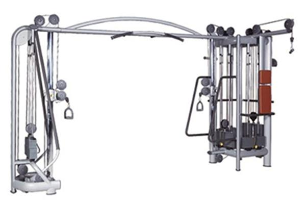 TZ-6042	Cable Jungle and Crossover Machine