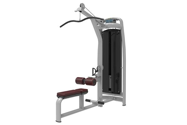 TZ-6057	Lat Pulldown and Low Row Machine