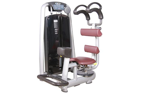 TZ-6003	Rotary Torso Machine