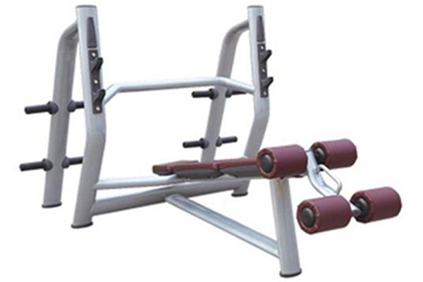 TZ-6043	Olympic Decline Weight Bench