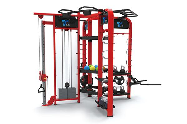 TZ-360XS Synergy 360XS Functional Fitness Equipment